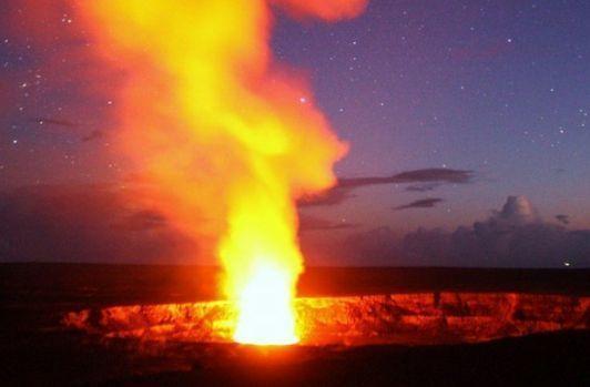 第43回 ★ 「キラウエア火山」