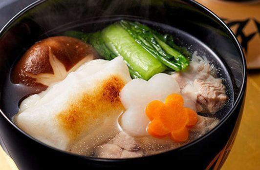 第389回 ★ 「お雑煮」