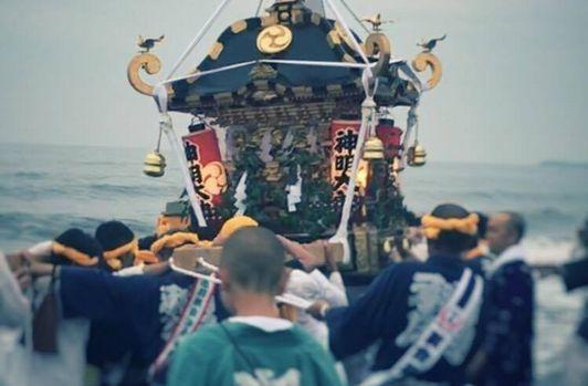 第208回 ★ 「浜降祭」