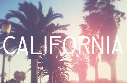 第26回 ★ 「カリフォルニア」