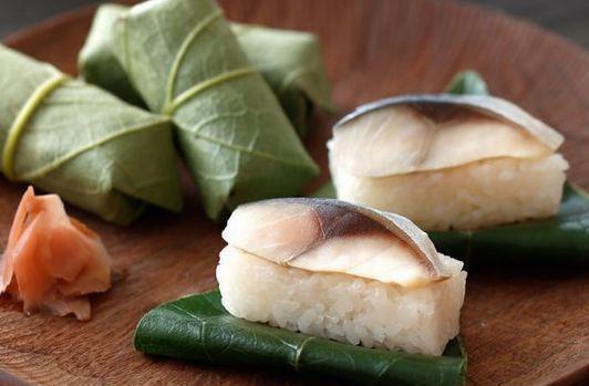 第57回 ★ 「柿の葉寿司」