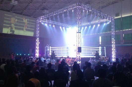 第61回 ★ 「格闘技界」