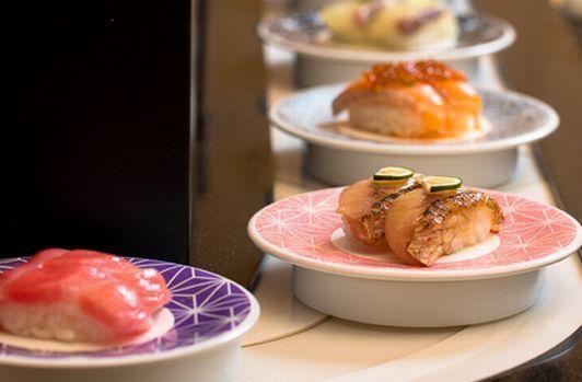 第76回 ★ 「回転寿司」