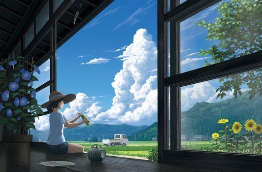 第366回 ★ 「夏休み」